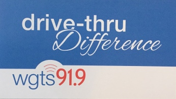 Front of 91.9 card